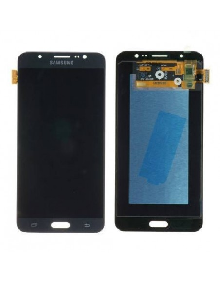 Samsung Galaxy J7 SM-J710F LCD Screen and Digitizer Assembly  -Black - Original GH97-18931B/GH97-18855B  - 1