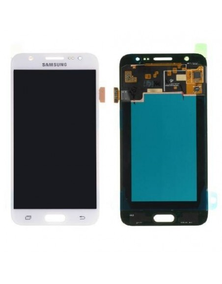 Samsung Galaxy J5 SM-J500F LCD Screen and Digitizer Assembly  - White - Original GH97-17667A  - 1