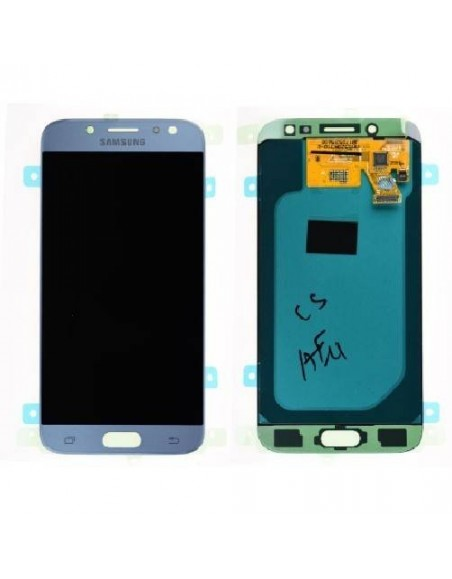 Samsung Galaxy J5 2017 SM-J530F/DS LCD Screen and Digitizer - Blue- Original GH97-20738B  - 1