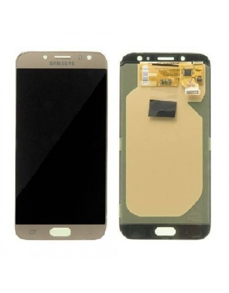 Samsung Galaxy J7 Duo SM-J720 LCD Screen and Digitizer Assembly  - Gold Samsung - 1
