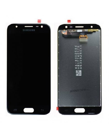 Samsung Galaxy J3 2017 SM-J330F/DS LCD Screen and Digitizer Assembly   - Black - Original GH96-10969A  - 1