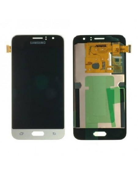 Samsung Galaxy J1 2016 SM-J120F LCD Screen and Digitizer Assembly - Gold - Original GH97-18224B  - 1