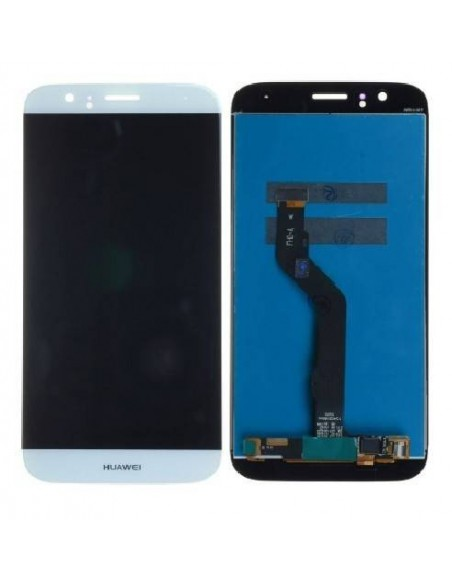 Huawei G8 / GX8 LCD Screen with Digitizer Assembly - White  - 1