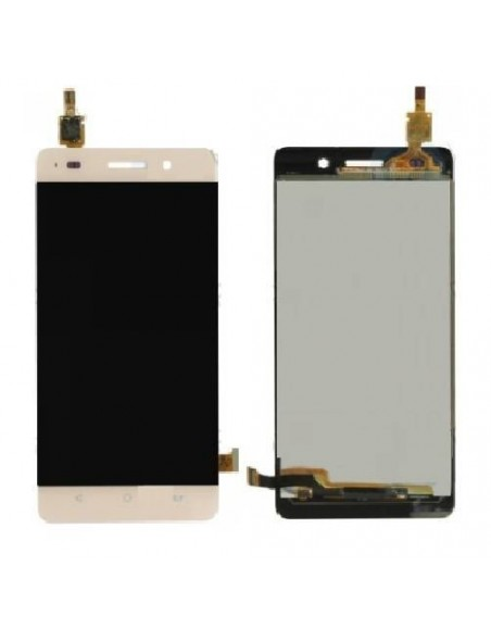 Honor 4C LCD Screen and Digitizer Assembly - Gold Huawei - 1