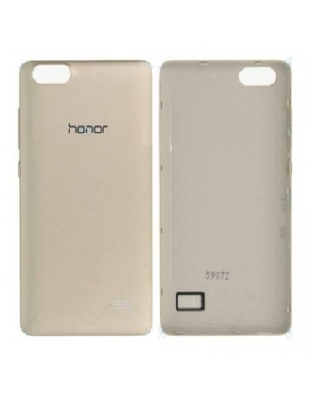 Huawei Honor 4C Back Cover - Gold