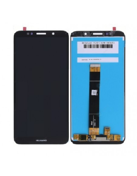 Huawei Y5 Prime 2018 LCD Screen and Digitizer Assembly - Black  - 1