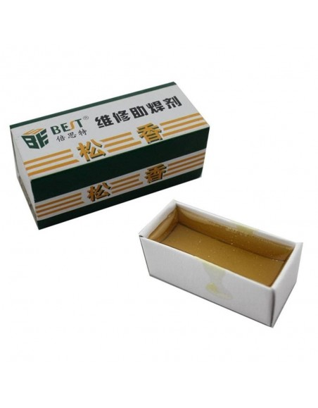 BEST colophony rosin Carton Rosin Soldering Iron Soft Solder Welding Fluxes Telecom care - 1