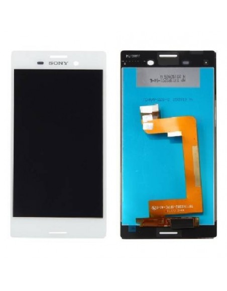 Sony Xperia M4 Aqua LCD and Digitizer Assembly - White Sony - 1