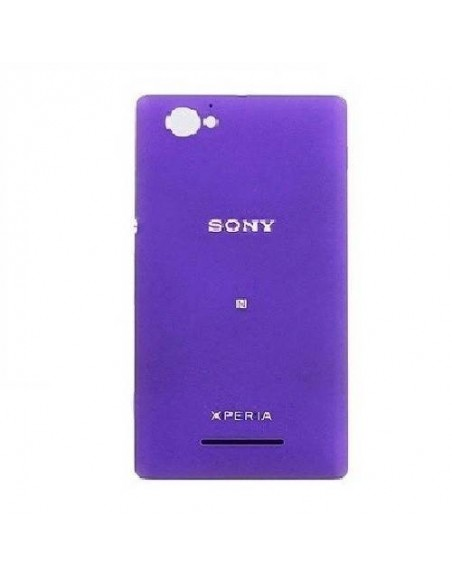 Sony Xperia M C1905 Back cover - Purple Sony - 1
