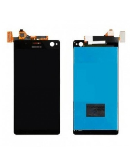 Sony Xperia C4 E5303 / C4 LCD Screen and Digitizer Assembly - Black