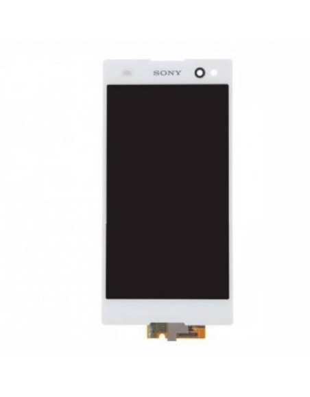 Sony Xperia C3 LCD Screen and Digitizer Assembly - White
