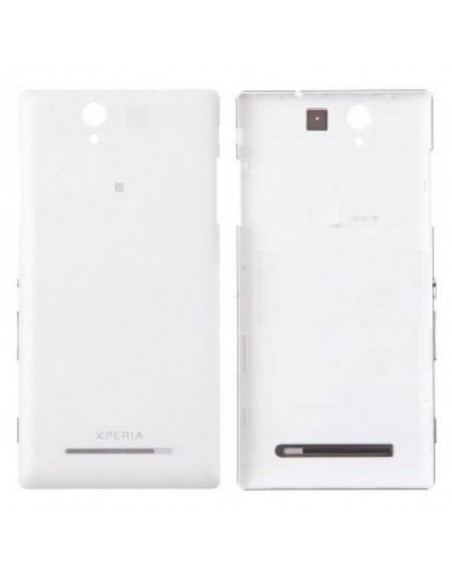 Sony Xperia C3 Back Cover - White