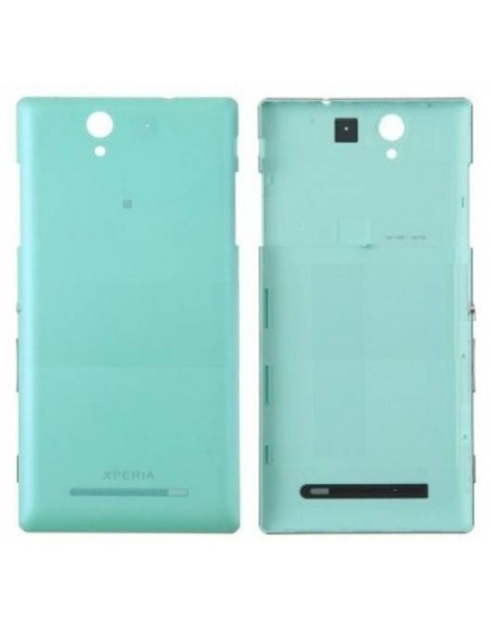 Sony Xperia C3 Back Cover - Mint