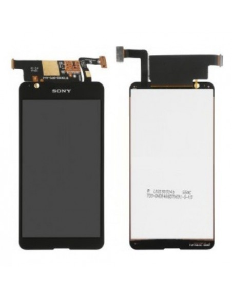 Sony Xperia E4g LCD Screen and Digitizer Assembly - Black Sony - 1