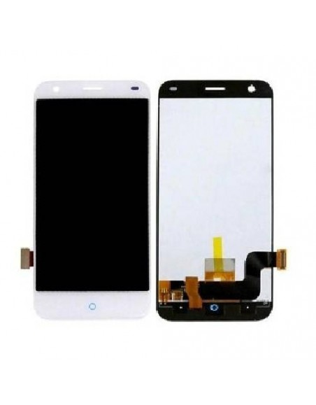 ZTE BLADE S6 LCD Screen and Digitizer Assembly - White