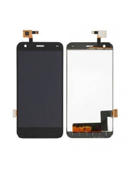 ZTE BLADE S6 LCD Screen and Digitizer Assembly - Black