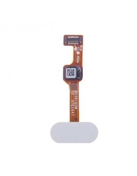OnePlus 5 Home Button Fingerprint Scanner Flex Cable - White OnePlus - 1