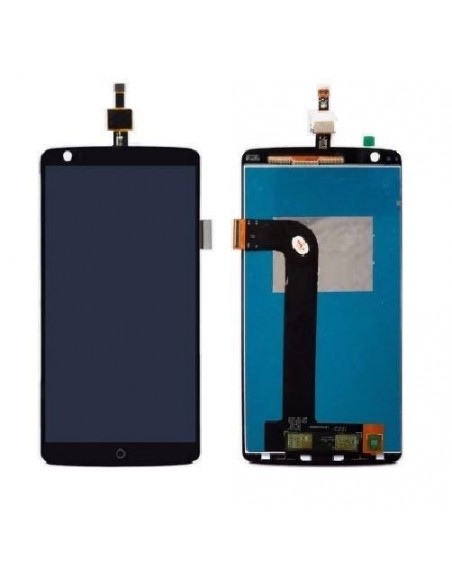 ZTE AXON LCD Screen and Digitizer Assembly - Black