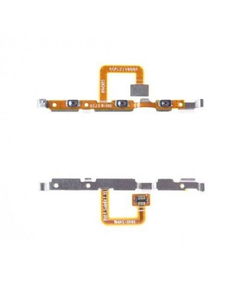 Nokia 6 (2018) Power Button , Volume Button Flex Cable Nokia/Microsoft - 1