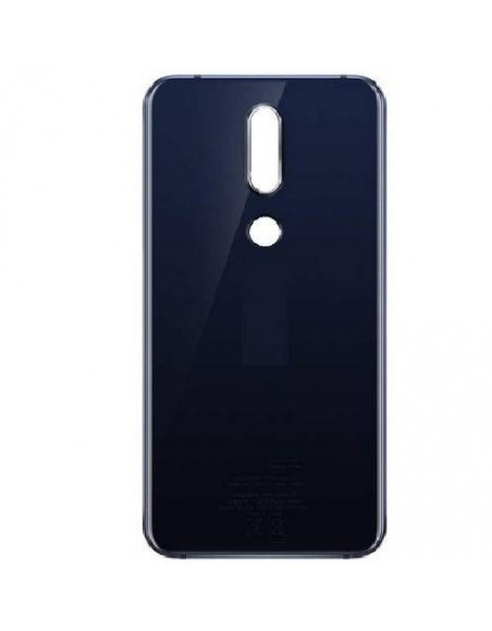 Nokia 7.1 Back Cover Original - Blue Nokia/Microsoft - 1