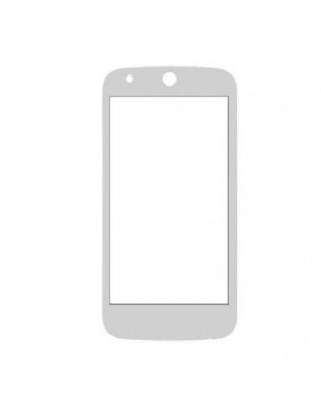 ACER LIQUID Z330 Front Glass - White