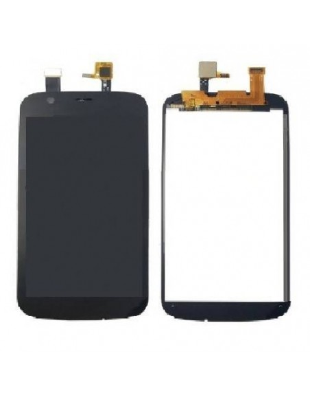 Nokia 1 LCD Screen and Digitizer Assembly - Black Nokia/Microsoft - 1