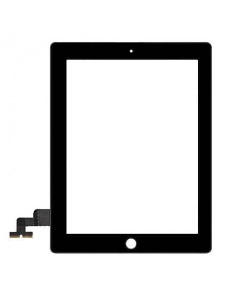 iPad 2 Touch Screen - Black  - 1