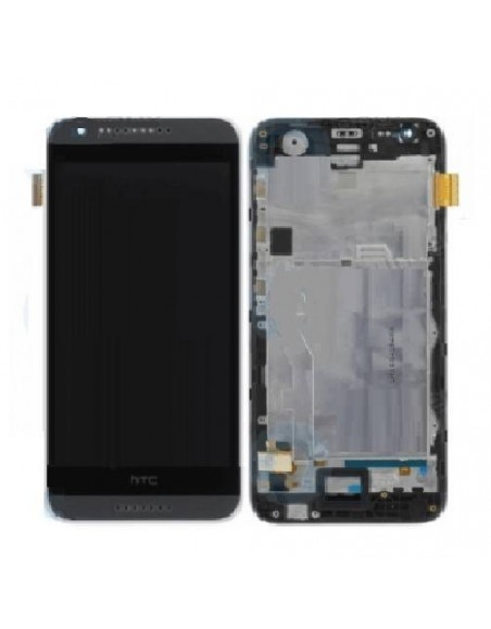 HTC Desire 620 LCD Screen and Digitizer Assembly - Black