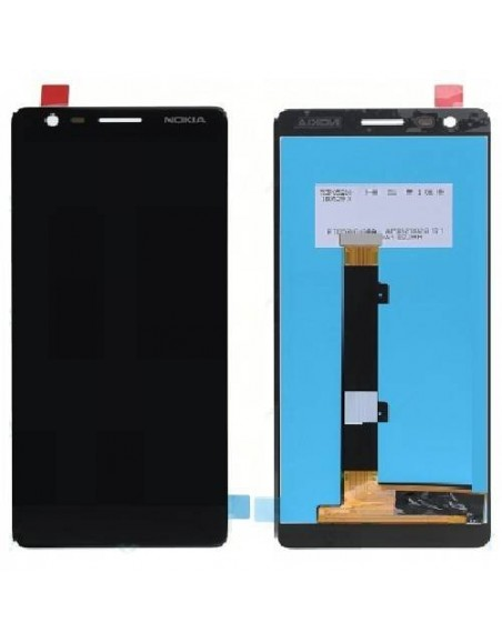 Nokia 3.1 LCD Screen and Digitizer Assembly - Black