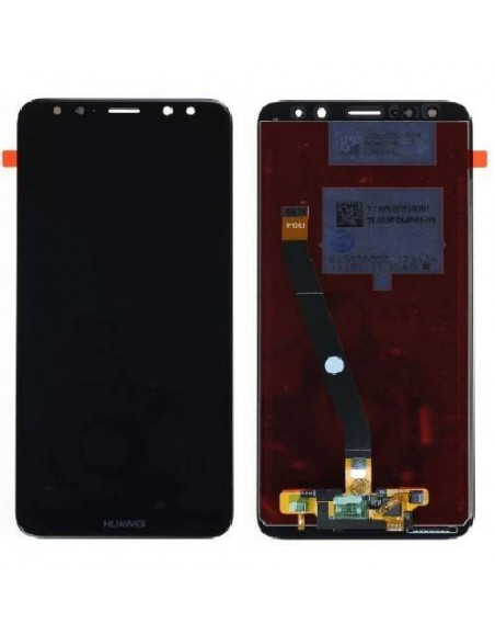 Mate 10 Lite LCD Screen and Digitizer Assembly - Black Huawei - 1