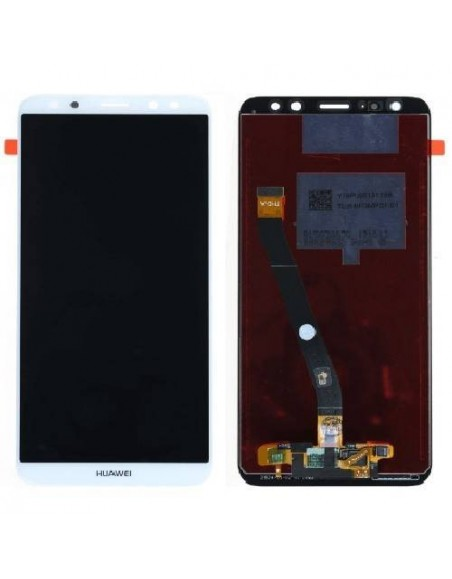 Huawei Mate 10 Lite LCD Screen and Digitizer Assembly - White  - 1