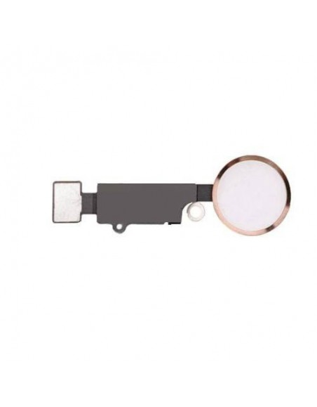 iPhone 7 / 7 Plus Home Button Flex Cable - Pink Apple - 1