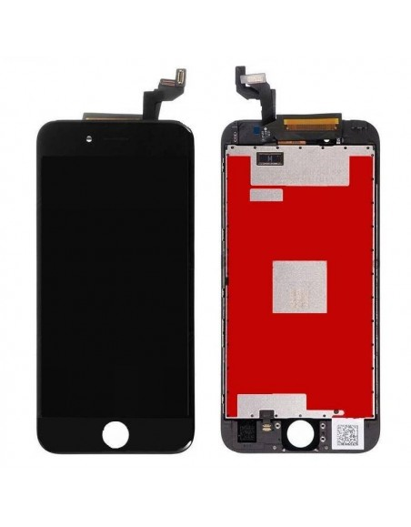 iPhone 6S LCD Screen and Digitizer Assembly - Black - Original  - 1
