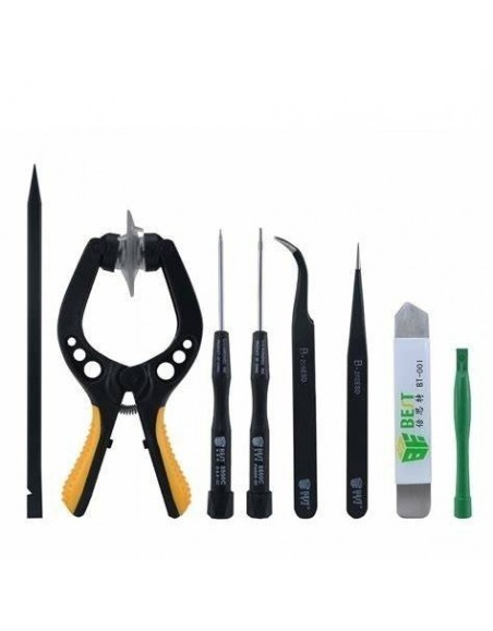 BST-609 Cell phone repair tool kit Opening Tools for iphone 4/4s/5/5s/6/6plus BST-609