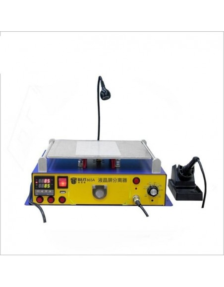 Professional LCD Screen Separator for iPhone Vacuum LCD Separator Machine BST-865A  - 1
