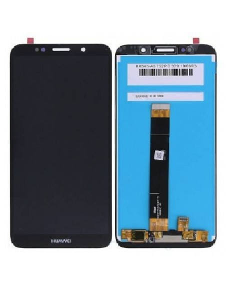 Huawei Y5 2018 LCD Screen and Digitizer Assembly - Black  - 1