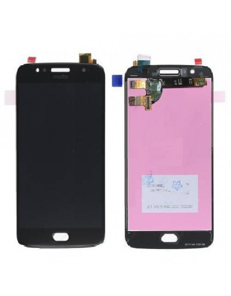 Moto G5s LCD Screen and Digitizer Assembly - Black