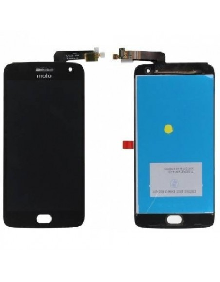 MOTO G5 Plus LCD Screen and Digitizer Assembly - Black