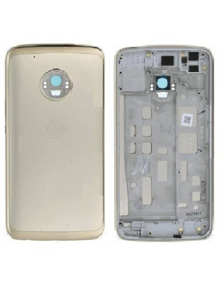 MOTO G5 Plus Back Cover - Gold