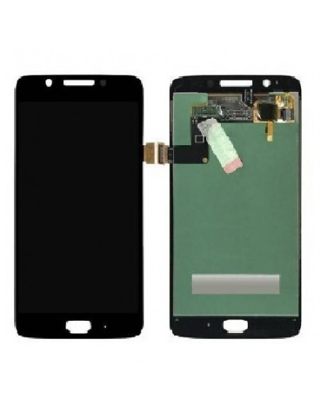 MOTO G5 LCD Screen and Digitizer Assembly - Black