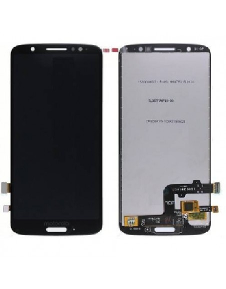 MOTO G6 LCD Screen and Digitizer Assembly - Black