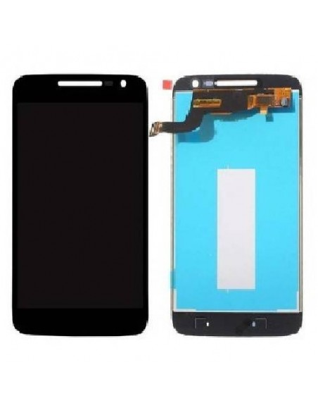 MOTO G4 Play LCD Screen and Digitizer Assembly - Black