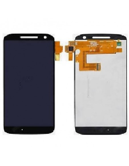 MOTO G4 LCD Screen and Digitizer Assembly - Black
