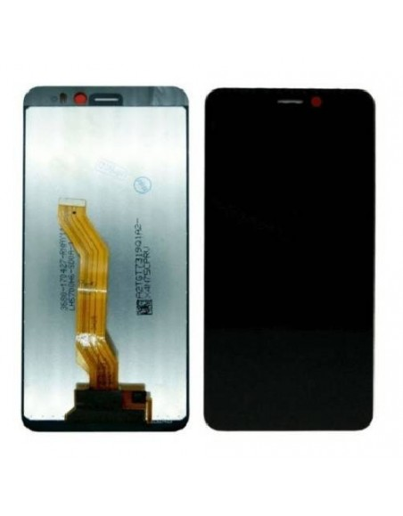HTC Desire 12 LCD Screen and Digitizer Assembly - Black