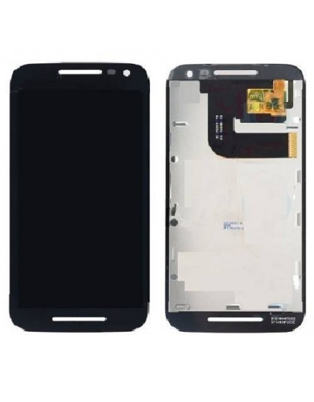 MOTO G 3 LTE LCD Screen and Digitizer Assembly - Black