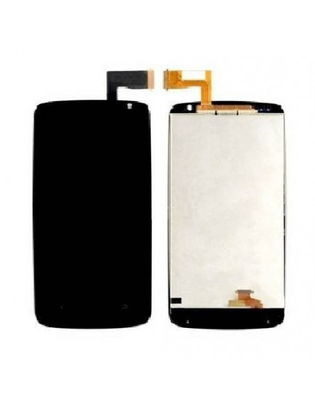 HTC Desire 500 LCD Screen and Digitizer Assembly - Black