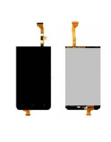 HTC Desire 501 LCD Screen and Digitizer Assembly - Black