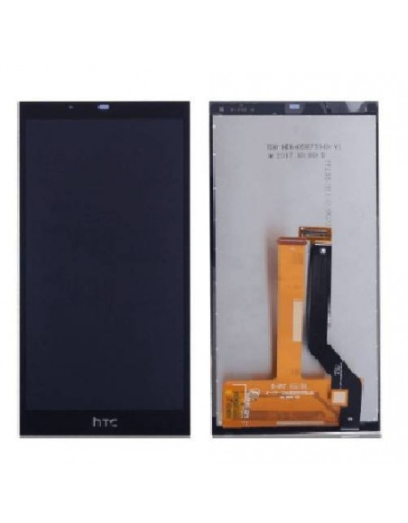 HTC Desire 650 LCD Screen and Digitizer Assembly - Black