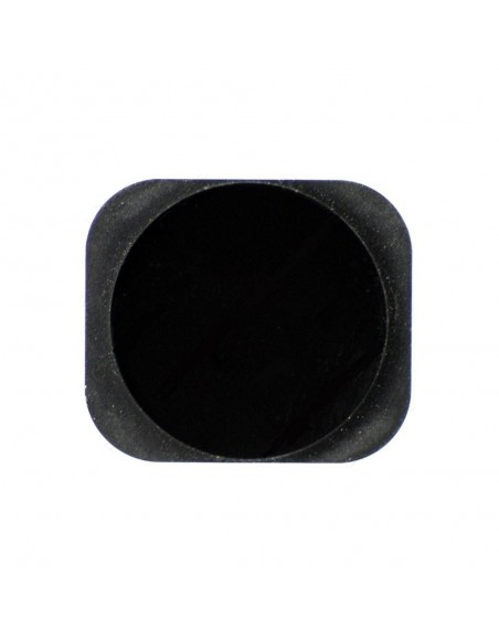 iPhone 5 Home Button - Black Apple - 1