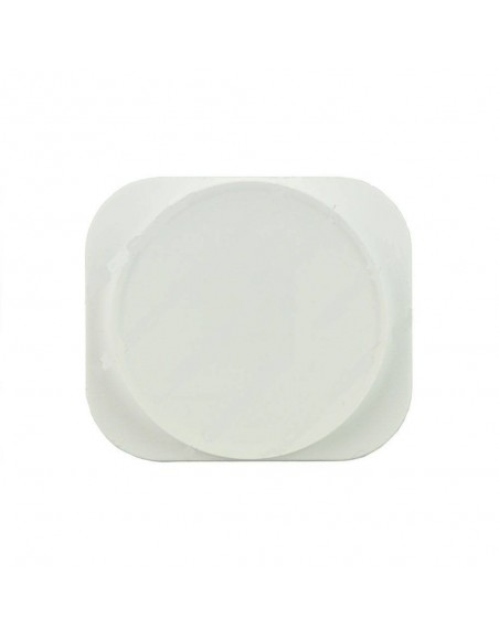 iPhone 5 Home Button - White Apple - 1